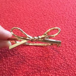 Kate spade tied up bow hinge bracelet